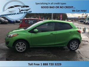 2011 Mazda MAZDA2 MAZADA 2!!!!!! CRUSE, AC, 5 SPEED, LOW KM AND