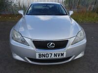 LEXUS IS220D, GREAT CONDITION, HEATED SEATS, LEATHER, KEYLESS ENTRY. MAY SWAP P/W TRANSIT