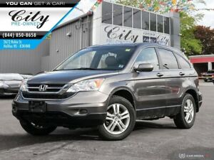 2011 Honda CR-V EX-L FULLY LOADED LOW KMS!