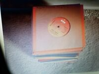"Bundle of 80 7"" Vinyl records"
