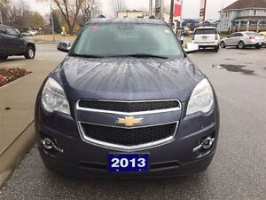 2013 Chevrolet Equinox 2LT Leather Power Liftgate Safety Package Windsor Region Ontario image 7