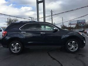 2016 Chevrolet Equinox LTZ, NAV, LEATHER, SUNROOF, LIFTGATE