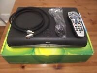 Sky Plus HD With Remote & HDMI Cable