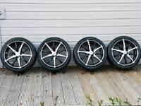 Dotz alloy wheels