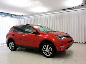 2016 Toyota RAV4 LIMITED AWD SUV, LOADED ONE OWNER LEASE RETURN!