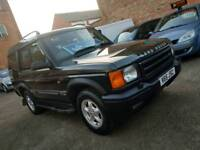 1999 Land Rover Discovery TD5 GS - 7 Seater - Tow Bar - 3 Months Warranty