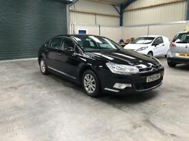 2010 Citroen c5 VTR+ 1.6 hdi sat nav excellent condition guaranteed cheapest in country