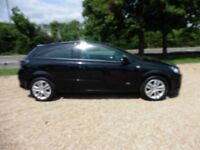 Vauxhall Astra SXi 3dr Coupe, Rare Panoramic Windscreen. (immaculate black metallic) 2009