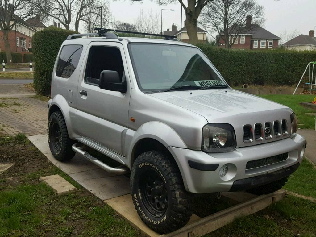 suzuki jimny 4x4 in sheffield south yorkshire gumtree. Black Bedroom Furniture Sets. Home Design Ideas