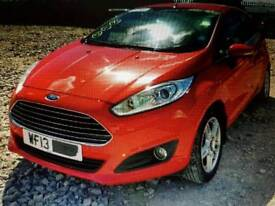 2013 Ford Fiesta 1.0 Petrol - 36,000 Miles Only - Free Road Tax - Drives Like New -1 Owner Car