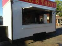 Food trailer 16x8