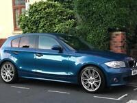 BMW 1 SERIES SE FACELIFT 2.0 DIESEL