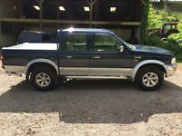 Ford ranger 4x4 £4000 Ono