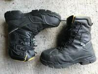 Heavy duty all weather boots