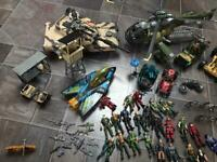 Army bundle of toys
