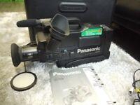 PANASONIC NV-M50 PRO CAMCORDER