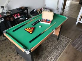 4' x 2' Snooker/Pool Table