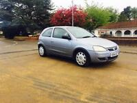 CORSA 2005-1.2 EXCELLENT RUNNER-FULL SERVICE CLEAN IN OUT -START DRIVES VERY GOOD HPI CLEAR