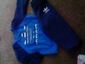18-24 month adidas tracksuit