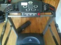 Treadmill Quantum Running Machine
