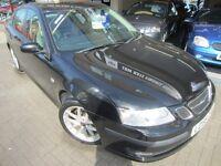 SAAB 9-3 1.9 TiD Vector Sport 4dr Auto (black) 2006