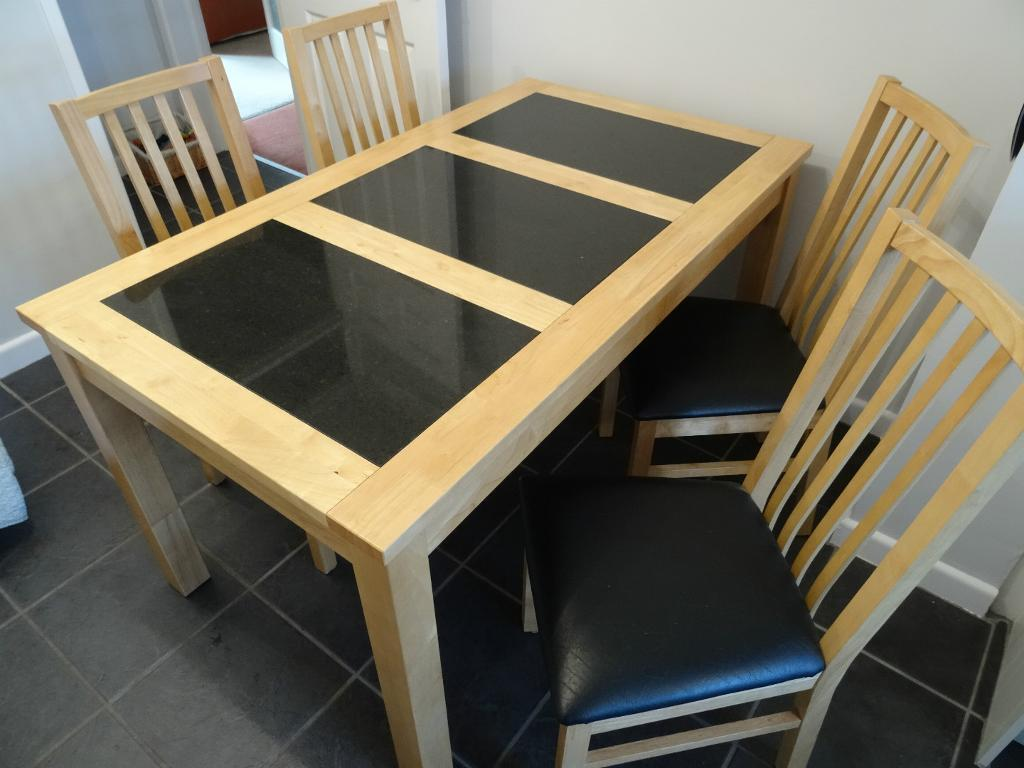 used dining tables chairs for sale for sale in salisbury wiltshire