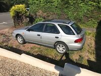 Subaru Impreza Estate - Spares/ Engine Conversion