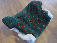 Child's Booster Seat specifically to fit Sport or Recaro car seats - IMMACULATE