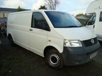 Vw T5 LWB T30 - No Vat