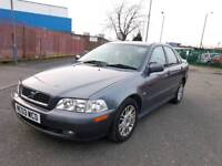 VOLVO S40 1.8ltr *** LONG MOT - HPI CLEAR - FREE DELIVERY ***