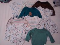 Large Bundle Of Baby Boy Clothes