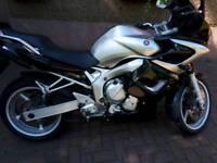 2005 Yamaha fazer