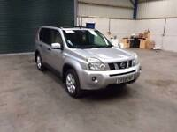 2009 Nissan Xtrail sport 2.0dci 4wd fsh full mot guaranteed cheapest in country