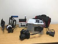 Canon 5d Mk II (Mark 2) Camera Package