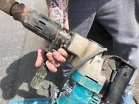 Makita hammer breaker