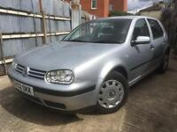 2002/02 Volkswagen Golf S 1.4