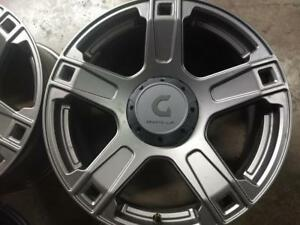 MAGS USAGÉS GRANITE ALLOY 20'' 6 X 139.7/135