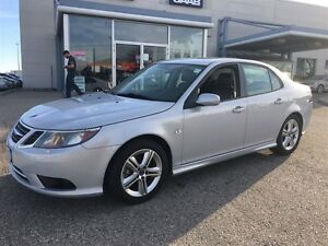 2009 Saab 9-3 AWD Sport sedan Leather sunroof Alloys Kitchener / Waterloo Kitchener Area image 2