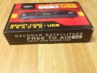 Decoder Satelitare 6630 + USB