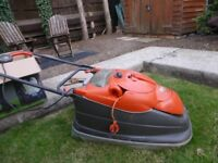 Flymo Vision Compact 359 hover Mower