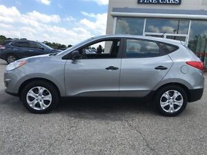 2013 Hyundai Tucson Show Room Condition *Rare Manual Transmissio Kitchener / Waterloo Kitchener Area image 4