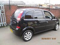 Vauxhall Meriva 200 1.7 Diesel
