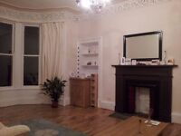 Two spacious double bedrooms to let in Dundee city centre