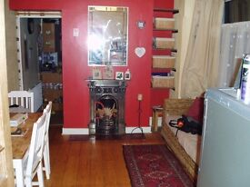 Large double room/house share/for rent for single occupant in Victorian house.Near town centre