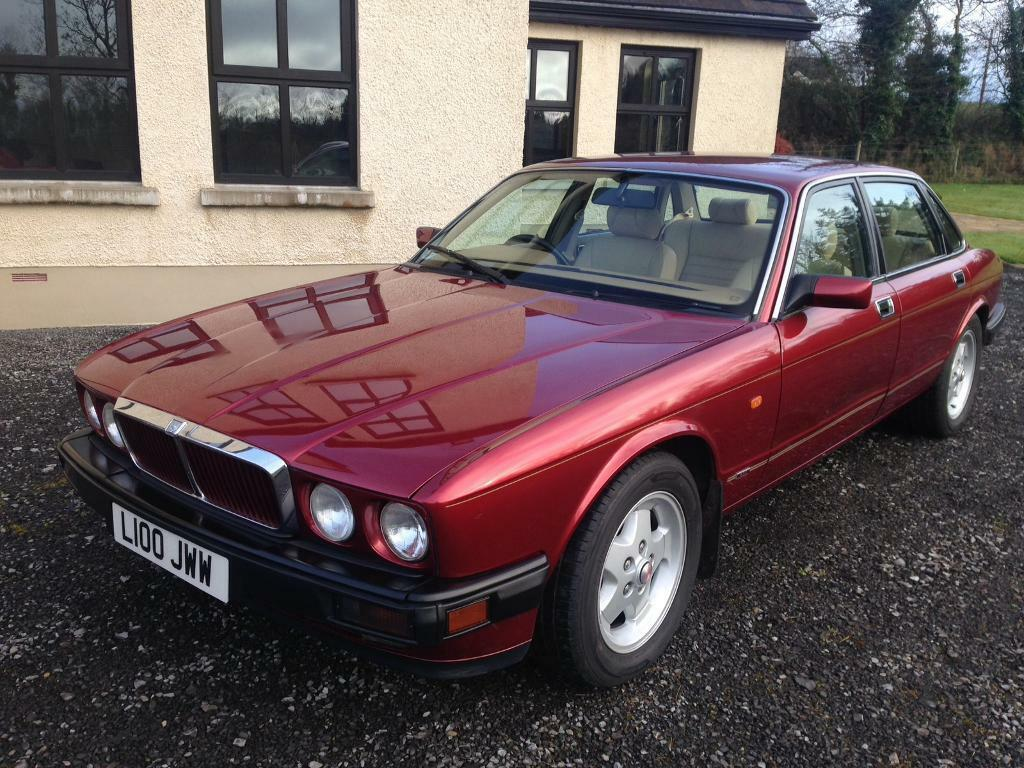 1993 jaguar xj40 xj6 xj12 xjr in lisbellaw county. Black Bedroom Furniture Sets. Home Design Ideas