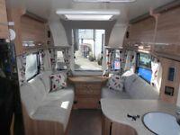 2016 BAILEY PEGASUS RIMINI * FIXED SINGLE BEDS * SEP SHOWER * RC MOVER £2000 0FF!!!!!!!