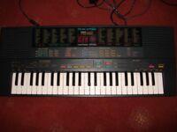 Yamaha PSS-580 Music station electronic keyboard