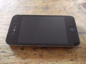 NEW Apple iPhone 4s - 16GB - Black (Unlocked) Smartphone (£70 o.n.o.)