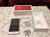 Apple IPHONE 7 plus 128GB PRODUCT RED EDITION*UNLOCKED*+
