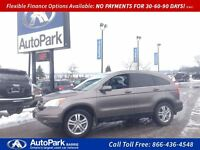 2011 Honda CR-V EX-L w/Navigation| Heated Leather Seats| Remote